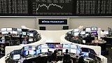 آمال التحفيز في ألمانيا تنتشل الأسهم الأوروبية من أدنى مستوياتها في 6 أشهر