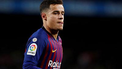 Soccer: Coutinho to join Bayern on loan