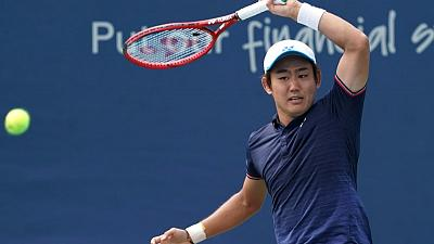 Ill Nishioka withdraws from Cincinnati quarter-finals