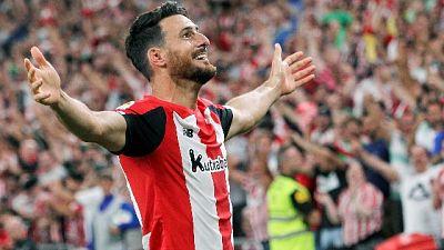 Liga al via, Bilbao-Barcellona 1-0
