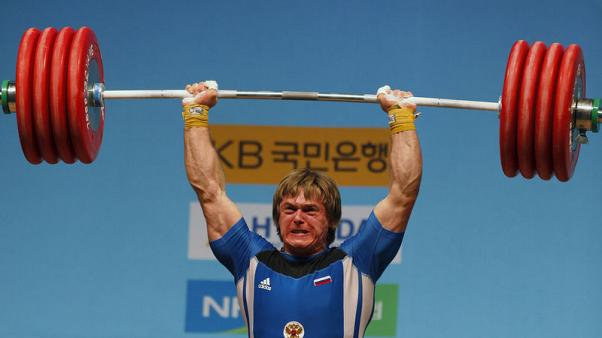 Doping - Seven more Russian weightlifters banned