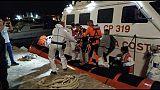 Open Arms: polizia da medico Lampedusa