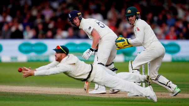 Lord's Ashes test in the balance after gripping day
