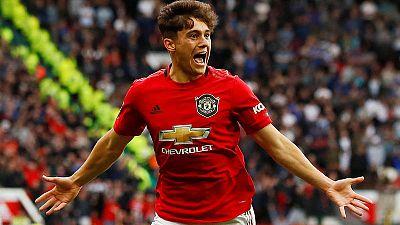 James has earned respect of Man Utd team mates with bright start - Solskjaer