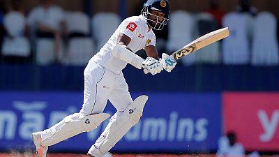 Karunaratne leads Sri Lanka victory push in Galle