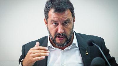 Fonti M5s, Salvini può solo dimettersi