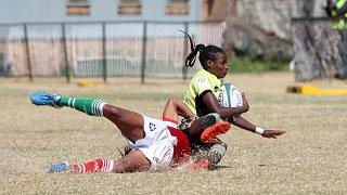 Women's Rugby World Cup African Qualifiers: Uganda drew 15-15 with Madagascar on Saturday in Johannesburg during the Rugby Africa Women's Cup