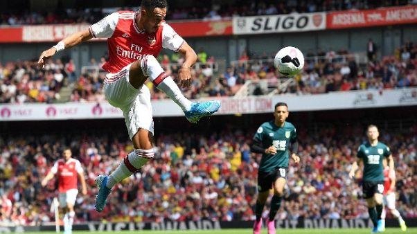 Arsenal vince ancora, battuto il Burnley