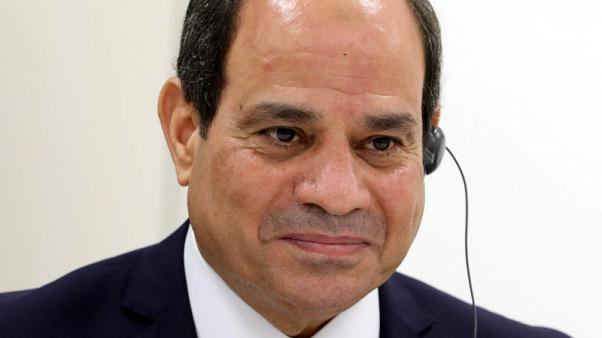 Egypt's Sisi appoints new Suez Canal Authority chairman - statement