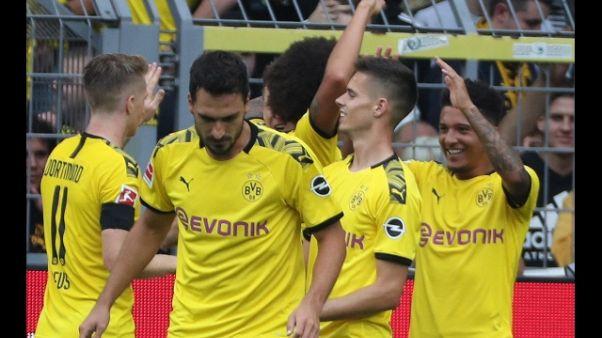 Bundesliga: cinquina del Dortmund
