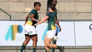 Women's Rugby World Cup African Qualifiers: South Africa defeated Kenya 39-0 on Saturday in Johannesburg during the Rugby Africa Women's Cup