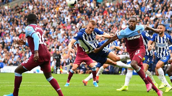 Trossard shines on debut as Brighton draw 1-1 with West Ham