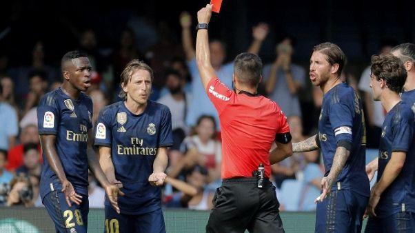 Real non sbaglia l'esordio, 3-1 al Celta