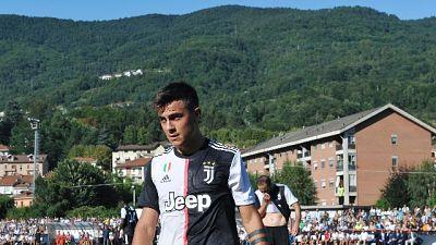 Perla Dybala, Juve passa 1-0 a Trieste