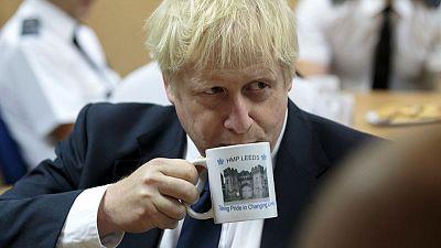 صحيفة: جونسون سيبلغ فرنسا وألمانيا بأن البرلمان البريطاني لا يمكنه وقف الانفصال