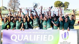 Springbok Women qualify for 2021 Women's Rugby World Cup