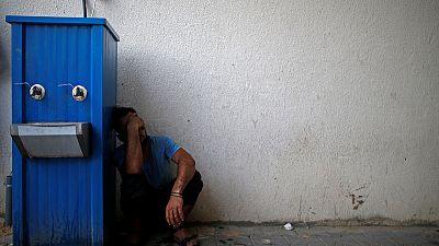 Israel fires on militants at Gaza border, Palestinians say three killed