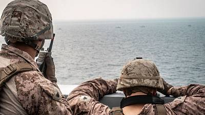 U.S. and UK presence in Gulf brings insecurity - Iran Revolutionary Guards navy chief