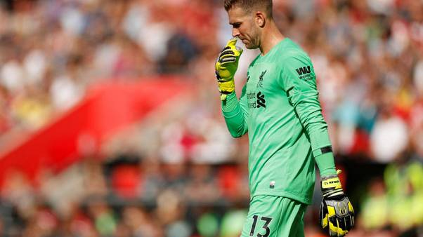 Liverpool's Klopp makes light of Adrian howler