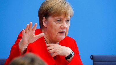 No more spending excuses for Merkel as investment bottlenecks ease