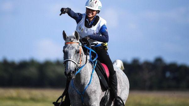 Endurance: Laliscia campionessa d'Europa