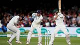 Lord's test drawn as sub Labuschagne helps thwart England