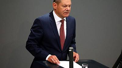 Germany has fiscal muscle to counter next crisis - Scholz