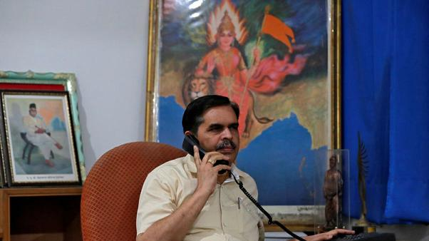 Hindu group sees Chinese telecom firms as security risk for India