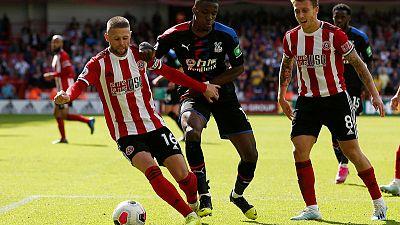 Lundstram strike gives Sheffield Utd 1-0 win over Palace