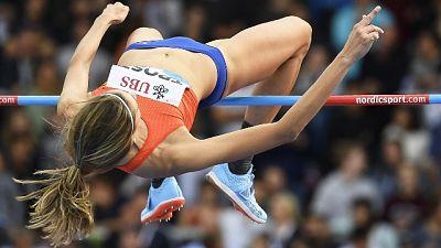 Atletica: Alessia Trost vince con 1.90