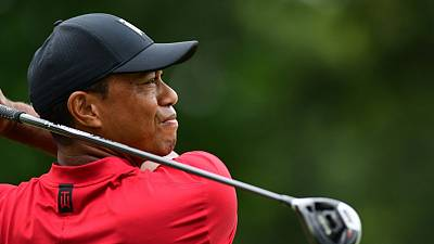Woods misses chance to defend Tour Championship title