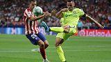 أتليتيكو يبدأ مسيرته في الدوري الإسباني بفوز صعب على خيتافي