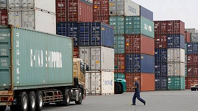 Japan July exports fall 1.6% year-on-year - ministry of finance
