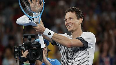 Berdych ends drought with opening win at Winston-Salem Open