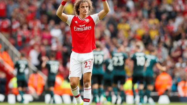 Moved to Arsenal to experience new challenge, says Luiz