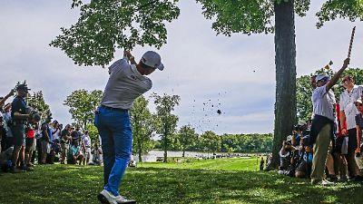Golf, trionfo di Thomas alla FedEx Cup