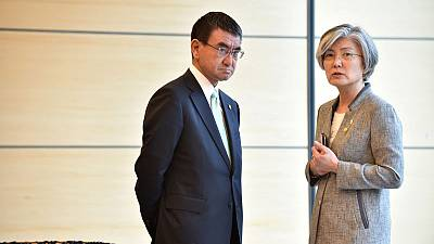 Japanese, South Korean foreign ministers to meet in Beijing on Wednesday