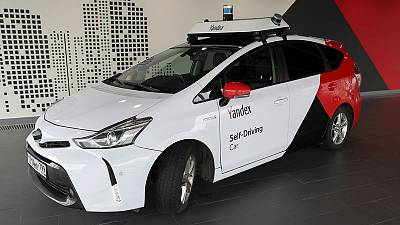 Russia's Yandex looks at 10-fold increase in driverless car fleet to speed up testing