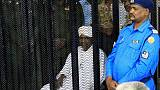 Ex-Sudan president got millions from Saudis, court hears