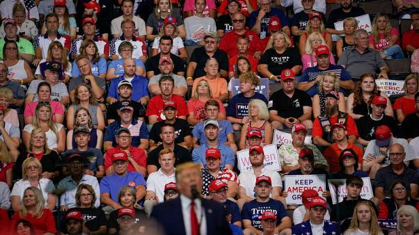 For Trump, appeals to white fears about race may be a tougher sell in 2020