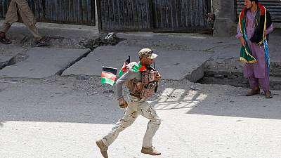 سقوط عشرات الجرحى في انفجارات مع احتفال أفغانستان بعيد الاستقلال