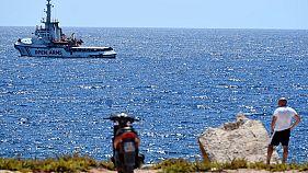 منظمة تعلن عن اتفاق إيطاليا وإسبانيا على إنزال مهاجرين في مايوركا