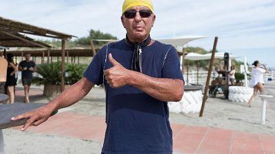 Ex gestore spiaggia'fascista',denunciato