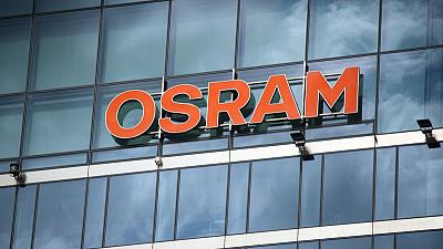 Germany's IG Metall union rejects AMS takeover offer for Osram