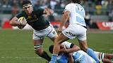 South Africa loose forward Coetzee out of World Cup