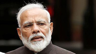 مودي يقول إنه يأمل في اجتماع الهند وأمريكا قريبا لبحث التجارة