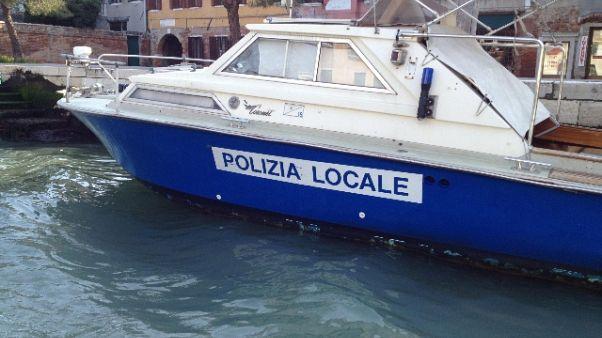 Venezia: scattato il 100/o Daspo urbano