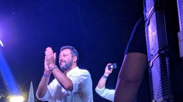 Salvini, scelgono Renzi? Auguri