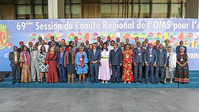 Ministerial gathering to shape Africa's health agenda opens in Brazzaville