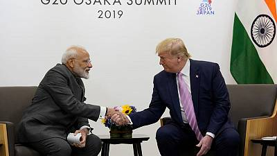 Prime Minister Modi tells Trump hopeful India, U.S. will meet soon to discuss trade